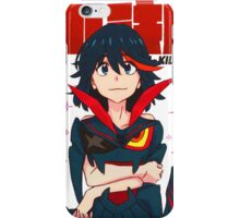KILL LA KILL - WE CAN BE AS ONE iPhone Case/Skin