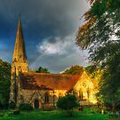 Church of the Holy Innocents by Nigel Bangert