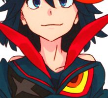 KILL LA KILL - WE CAN BE AS ONE Sticker