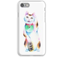 Realistic Maneki Neko iPhone Case/Skin