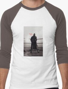 Bronx Bull Part II Men's Baseball ¾ T-Shirt