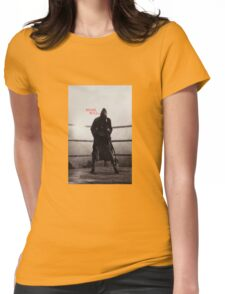 Bronx Bull Part II Womens Fitted T-Shirt