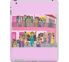 Motel Party iPad Case/Skin