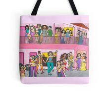 Motel Party Tote Bag