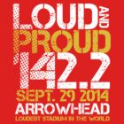 Loud and Proud 9.29.14 by jerbing33