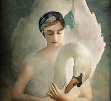 Odette (Swan Lake) by Catrin Welz-Stein