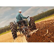 Two furrow Plough  Photographic Print