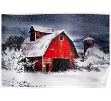 Snowfall  Poster