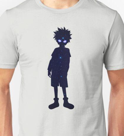 Killua Space Anime Manga Shirt Unisex T-Shirt