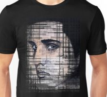 Elvis Presley original  ink painting Unisex T-Shirt