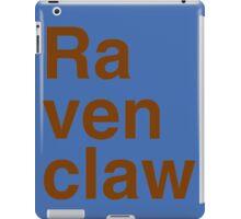 RAVENCLAW iPad Case/Skin