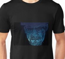 Breaking Bad - Heisenberg - Shattered - Black Background Unisex T-Shirt