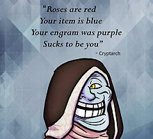 cryptarch poem by gamestuff