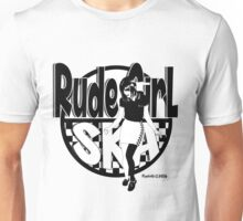 Rude Girl SKA Unisex T-Shirt