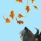 Scottie Dog 'Fall' by archyscottie