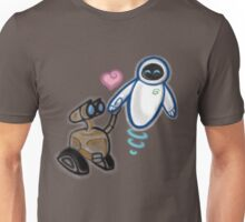 The Star Crossed Lovers Unisex T-Shirt