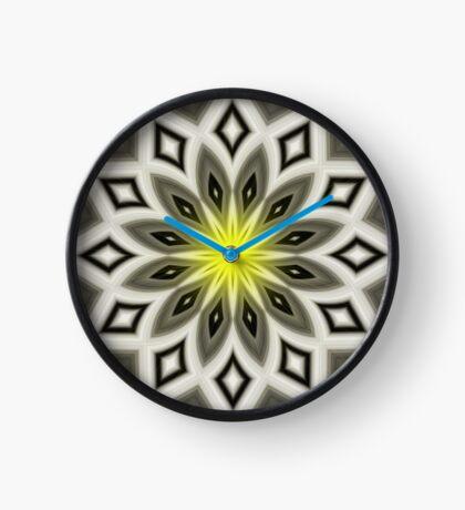 Atomic Lotus Clock