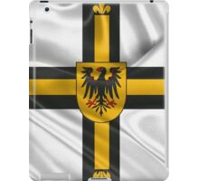 Flag of the Teutonic Order  iPad Case/Skin