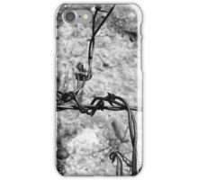 Twisted Wire iPhone Case/Skin