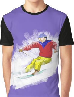 Ski Graphic T-Shirt