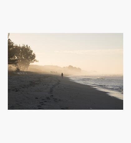 Early Morning Walk Photographic Print