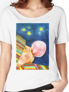 Self bubble Women's Relaxed Fit T-Shirt