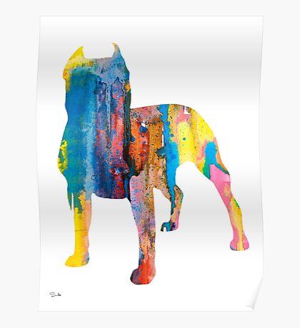 Pit Bull 4 Poster