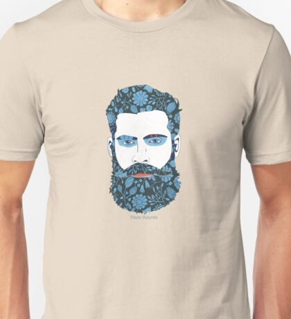 Beard Power Unisex T-Shirt