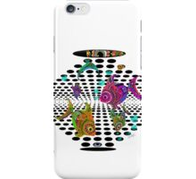 Fishbowl of Holes iPhone Case/Skin