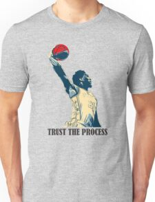 embiid trust the process Unisex T-Shirt