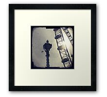 Light Fantastic Framed Print