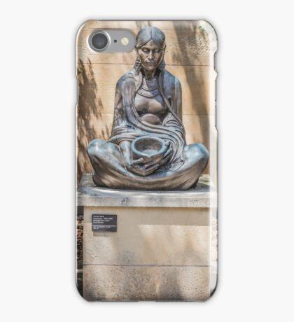 American Winnebago Lady iPhone Case/Skin