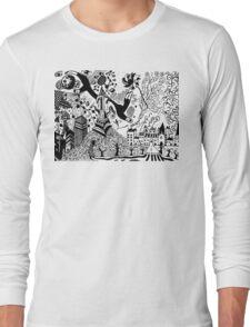 """Hands of """"faith"""" Long Sleeve T-Shirt"""
