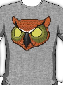 Hotline Miami rasmus owl mask T-Shirt