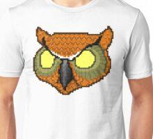 Hotline Miami rasmus owl mask Unisex T-Shirt