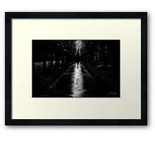 Black Forest , 2014 Framed Print