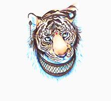 Indian Tiger Bride Mens V-Neck T-Shirt