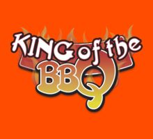 King of the BBQ Kids Clothes