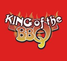King of the BBQ Baby Tee