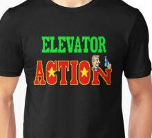 Elevator Action - Arcade Title Screen Unisex T-Shirt