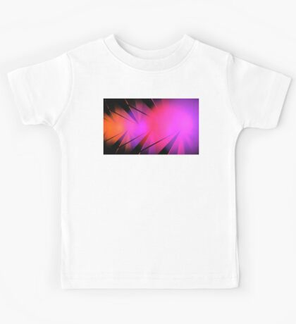 Pink Branches Kids Tee