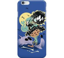 Frankensheep Meets the Wolf-Man iPhone Case/Skin