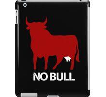 No Bull! iPad Case/Skin