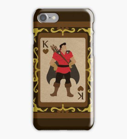 The Evil Huntsman iPhone Case/Skin