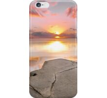 Wynnum Sunrise -Brisbane Qld Australia iPhone Case/Skin
