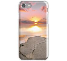 Wynnum Sunrise -Brisbane Qld Australia iPhone Case/Skin