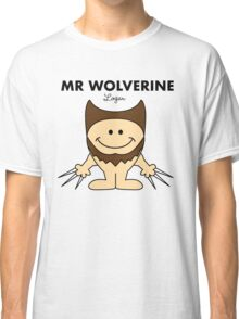 Mr Wolverine Classic T-Shirt