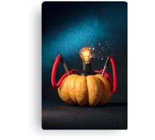 Pumpkin Power Canvas Print