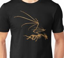 Flying Bone Dragon T Shirt Unisex T-Shirt
