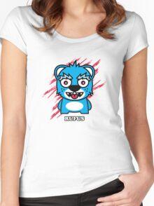 Little Freakz - Rufus Women's Fitted Scoop T-Shirt